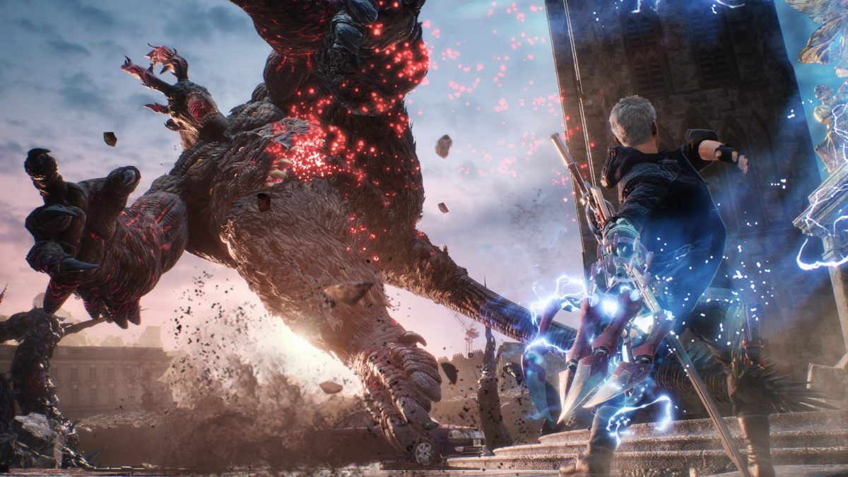 Foto 4 do jogo Devil May Cry 5 – Review