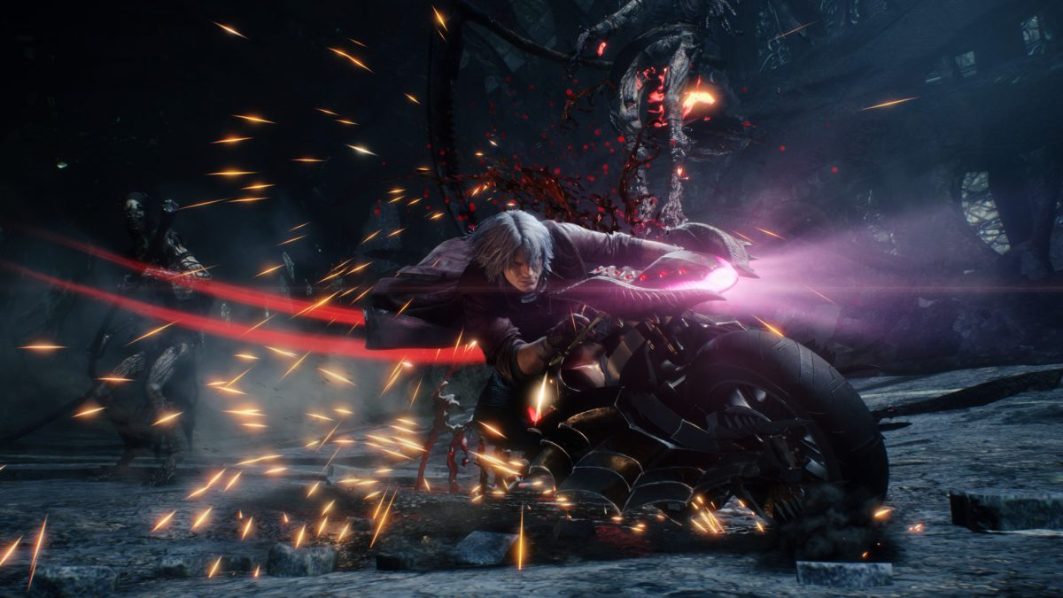 Foto 5 do jogo Devil May Cry 5 – Review