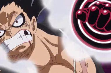 Fãs de One Piece estão impressionados com a dublagem coreana na luta de Luffy contra Katakuri