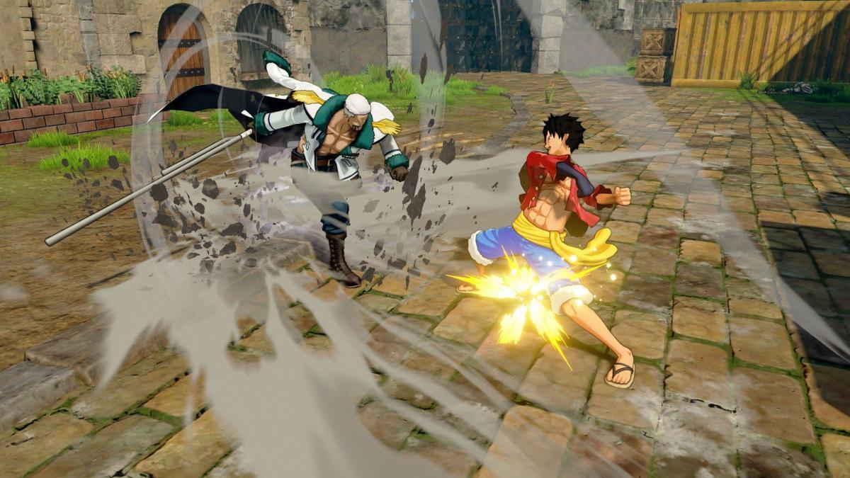Foto 5 do jogo One Piece: World Seeker