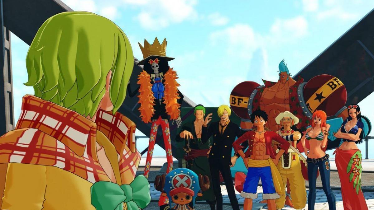 Foto 7 do jogo One Piece: World Seeker