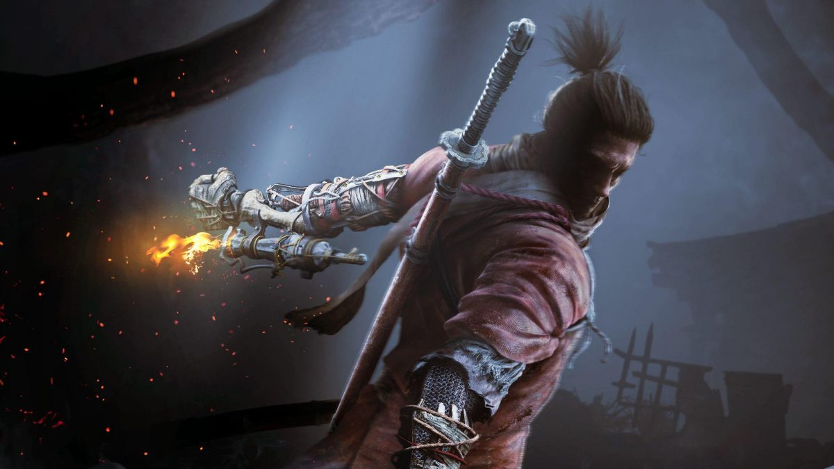 Foto 1 do jogo Sekiro: Shadows Die Twice