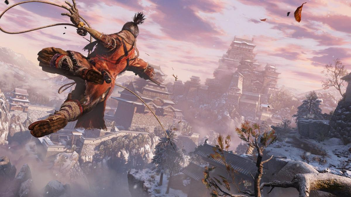 Foto 2 do jogo Sekiro: Shadows Die Twice