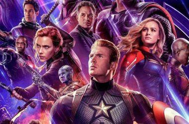 Vingadores: Ultimato terá mais de 3 horas de duração