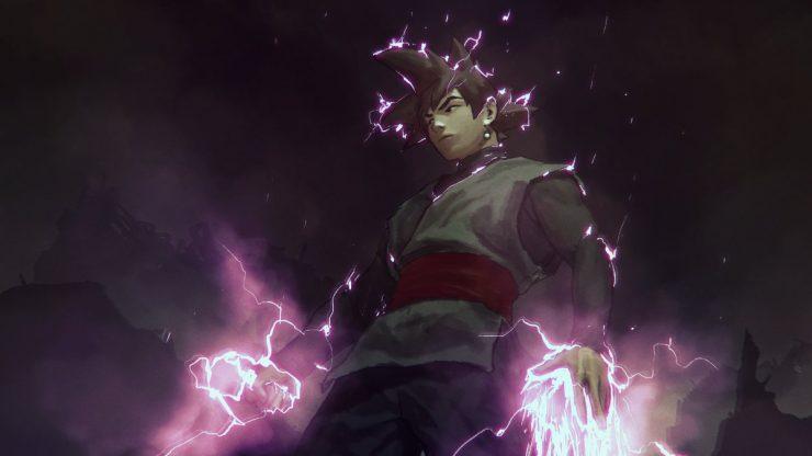 Artista Dragon Ball