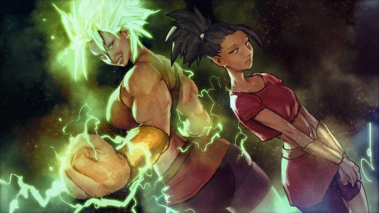 Artistas Dragon Ball