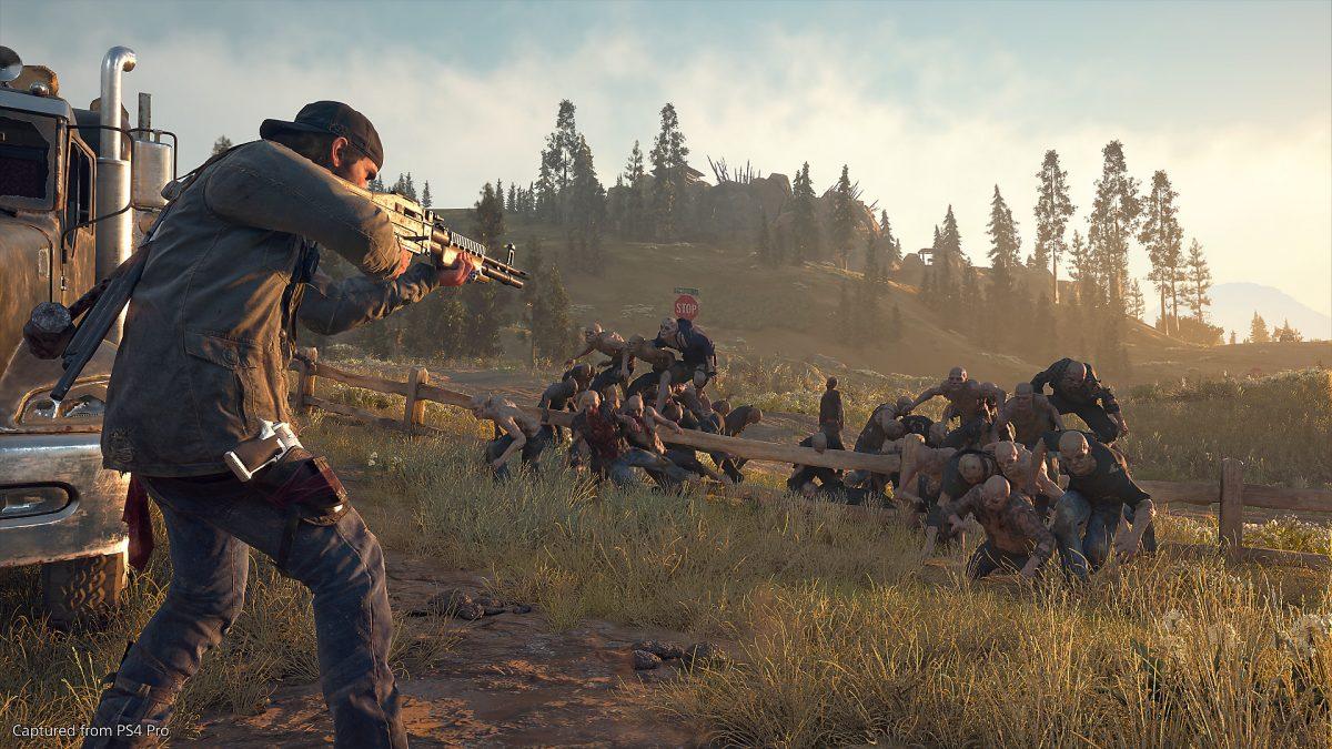 Foto 1 do jogo Days Gone