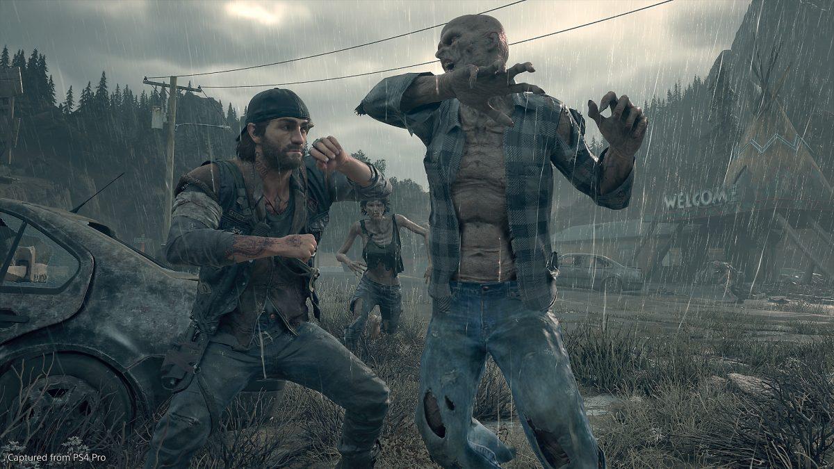 Foto 2 do jogo Days Gone