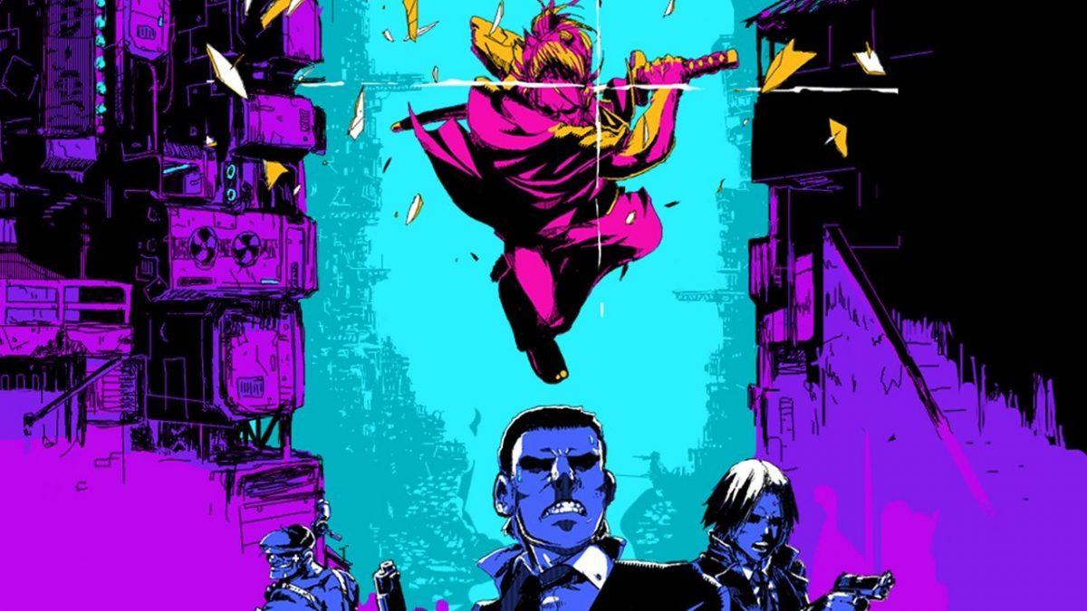 Foto 1 do jogo Katana ZERO