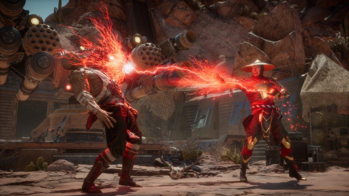 Foto 2 do jogo Mortal Kombat 11