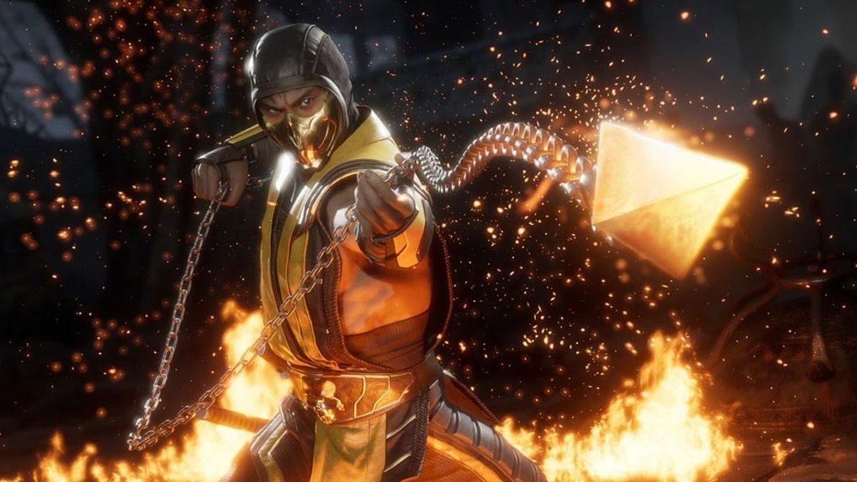 Foto 3 do jogo Mortal Kombat 11