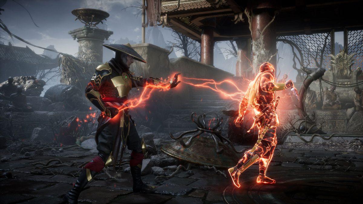 Foto 4 do jogo Mortal Kombat 11