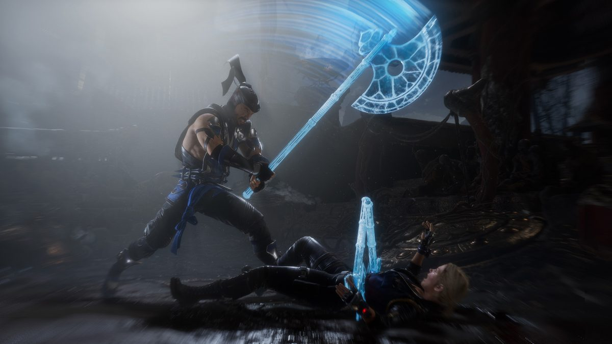 Foto 5 do jogo Mortal Kombat 11