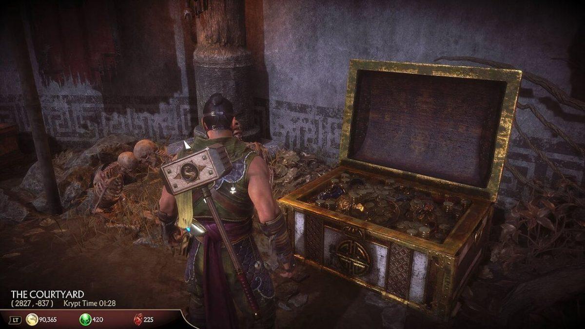 Foto 7 do jogo Mortal Kombat 11