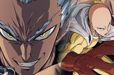 Ilustrador do mangá de One Punch Man faz esboço incrível em homenagem a 2ª temporada do anime