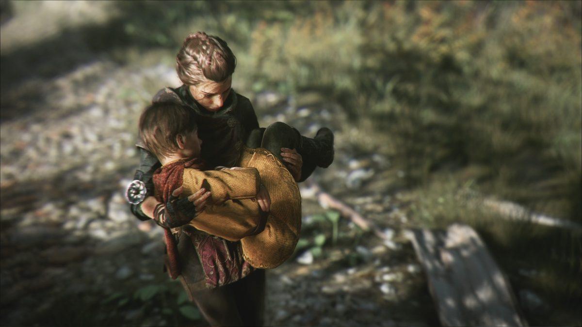 Foto 3 do jogo A Plague Tale: Innocence