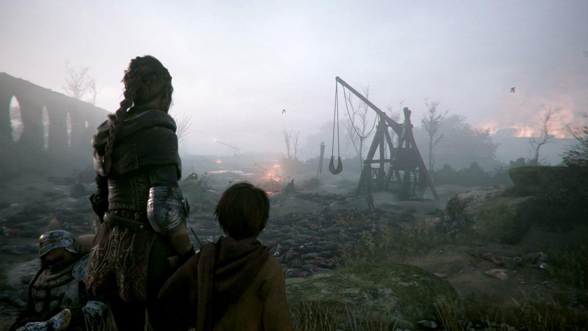 Foto 7 do jogo A Plague Tale: Innocence