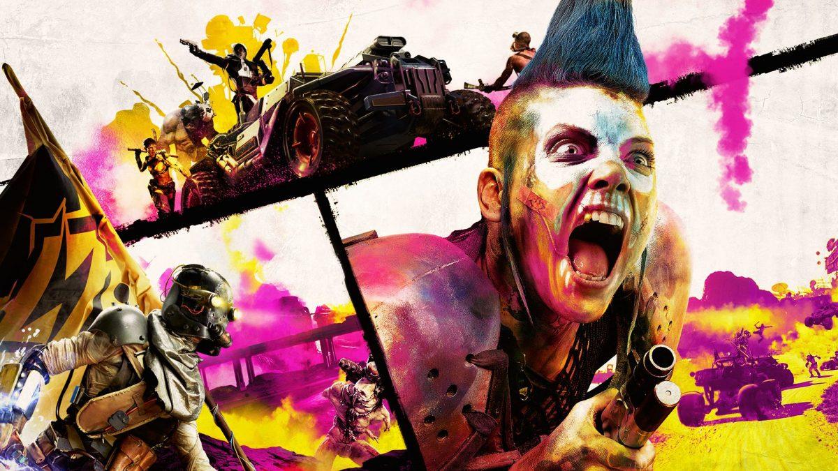 Foto 1 do jogo Rage 2
