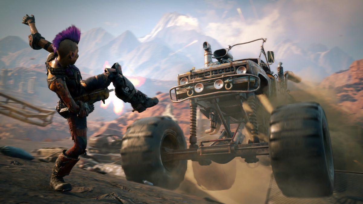 Foto 2 do jogo Rage 2