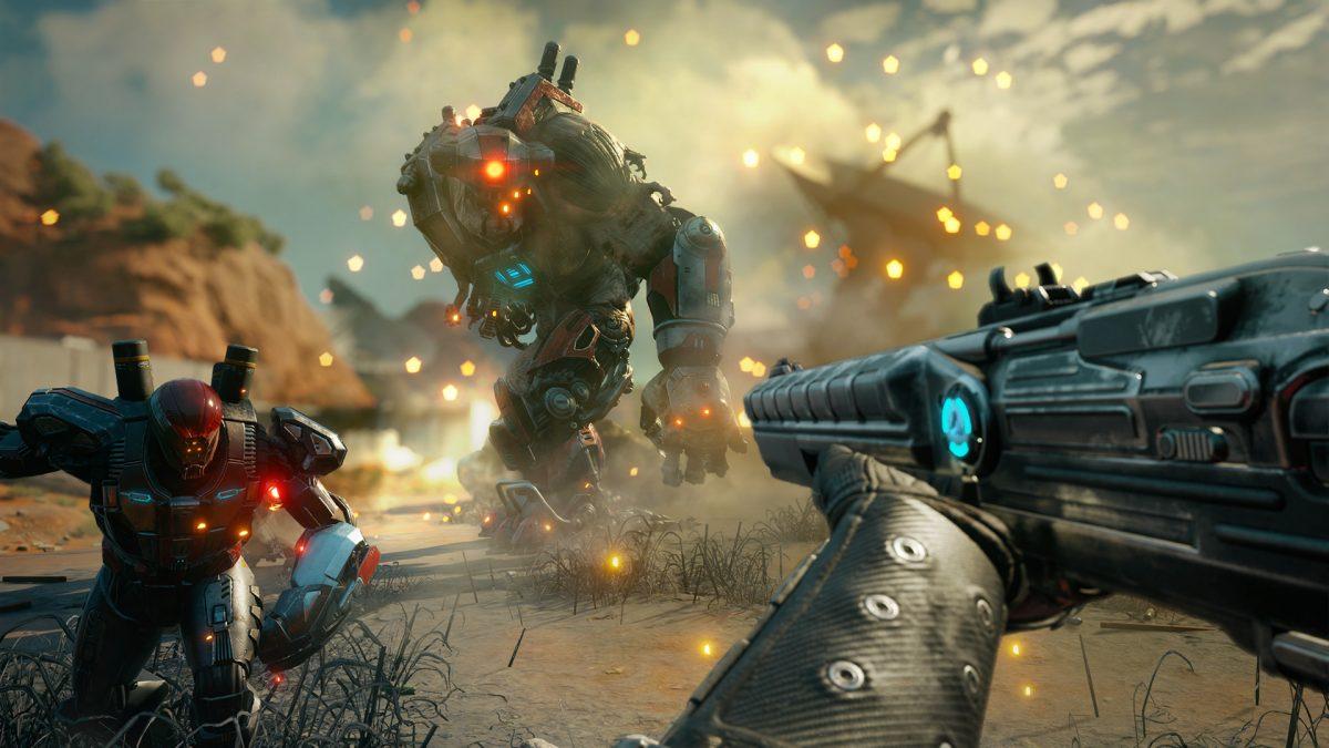 Foto 3 do jogo Rage 2