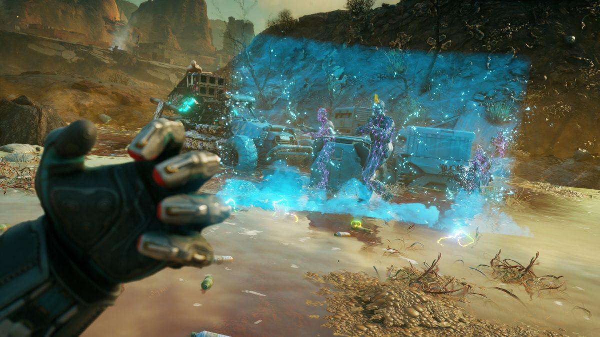 Foto 4 do jogo Rage 2