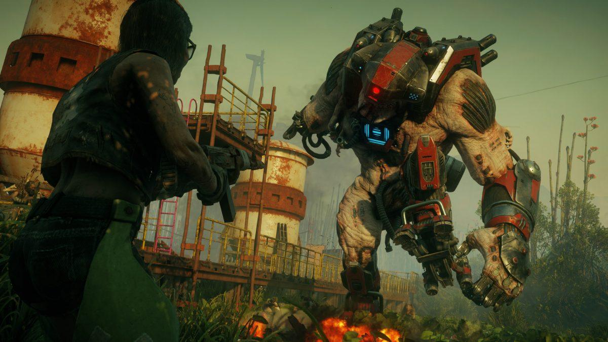 Foto 5 do jogo Rage 2