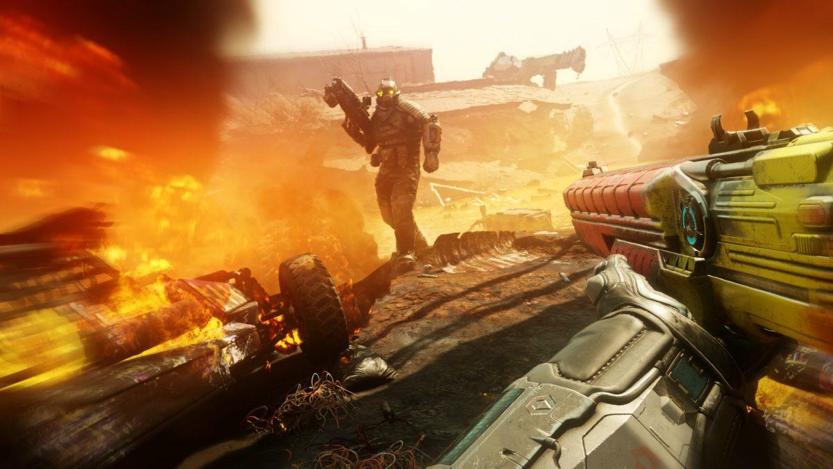 Foto 17 do jogo Rage 2