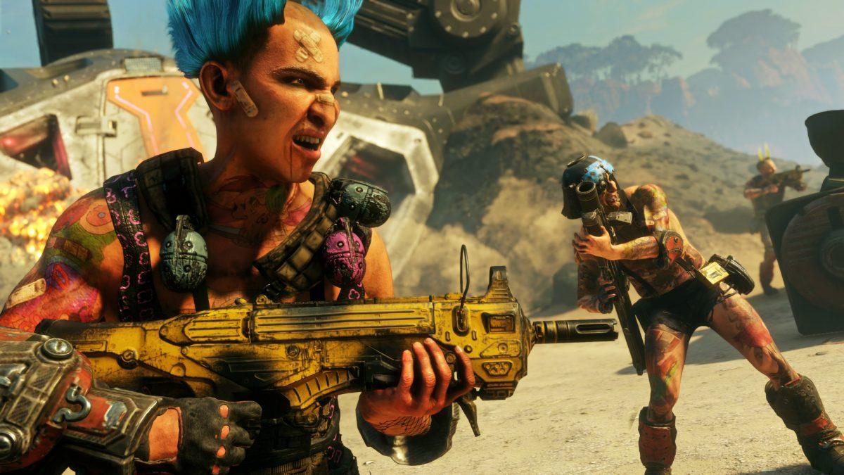 Foto 18 do jogo Rage 2