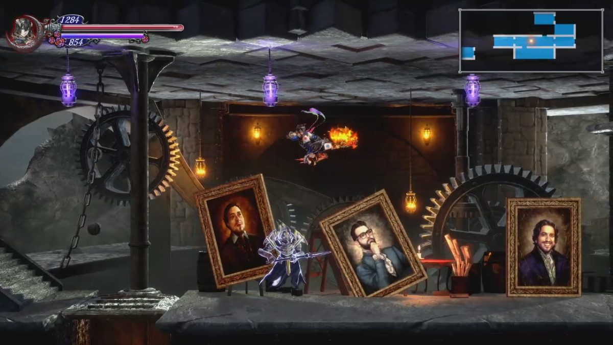 Foto 10 do jogo Bloodstained: Ritual of the Night
