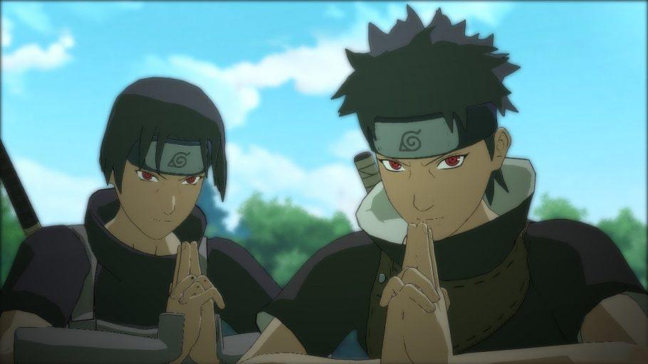 Itachi Shisui Naruto