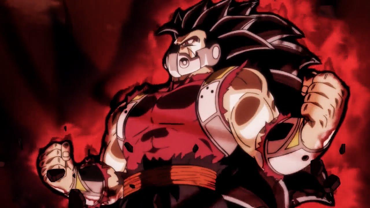 Afinal, Cumber seria mais poderoso que Broly em Super Dragon Ball Heroes? -  Critical Hits