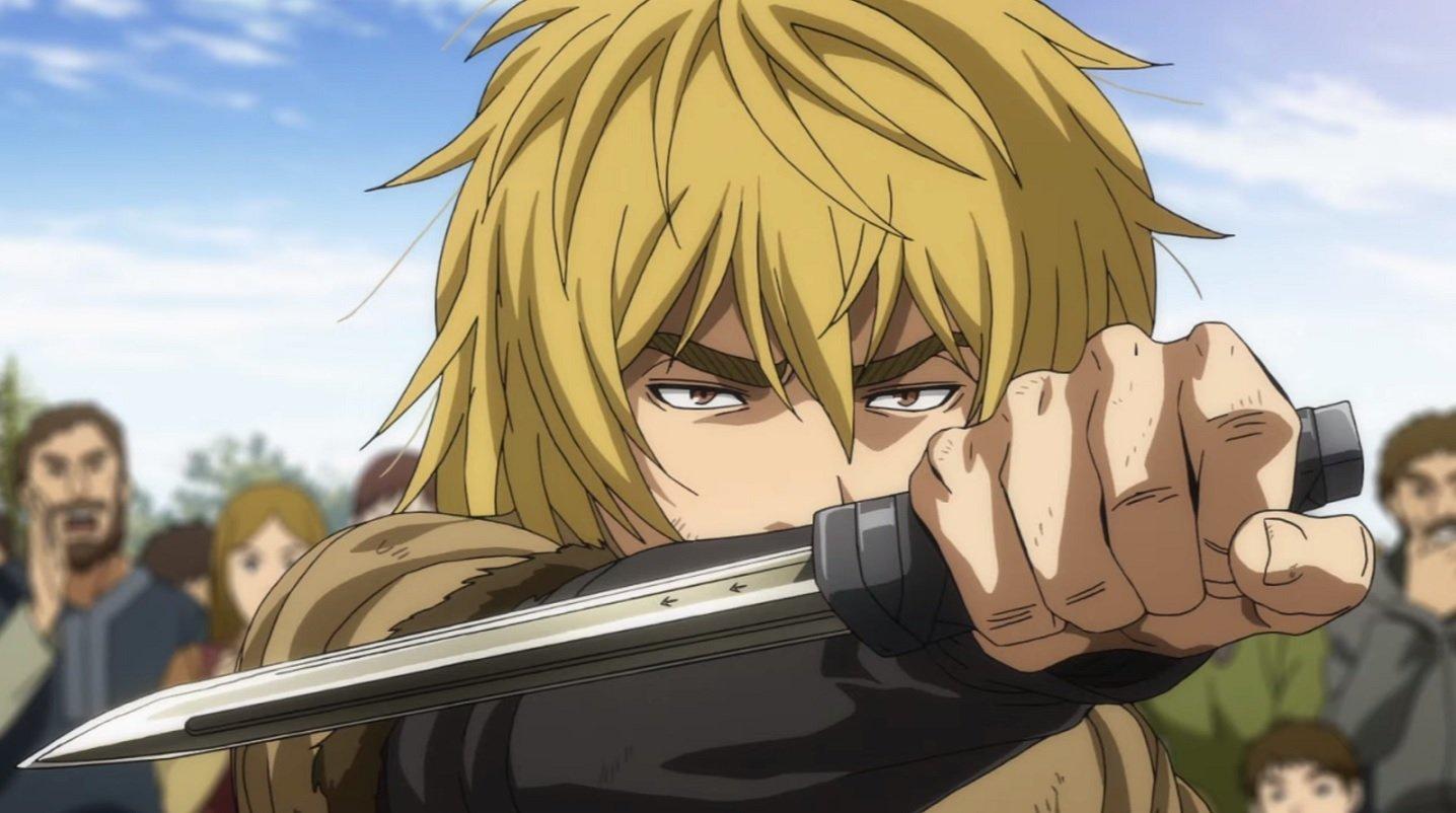Conheça Vinland Saga, nova anime dessa temporada com