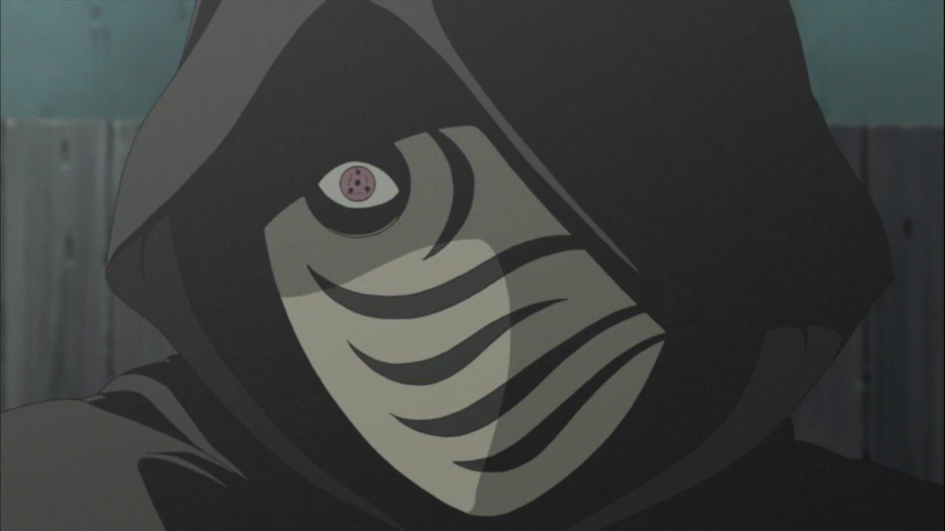 Quem era o terceiro ninja mais poderoso de todos os tempos? - Página 3 Obito-with-mask-about-to-unleash-kurama1