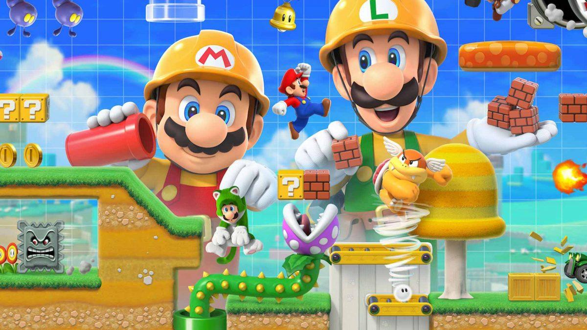 Foto 6 do jogo Super Mario Maker 2