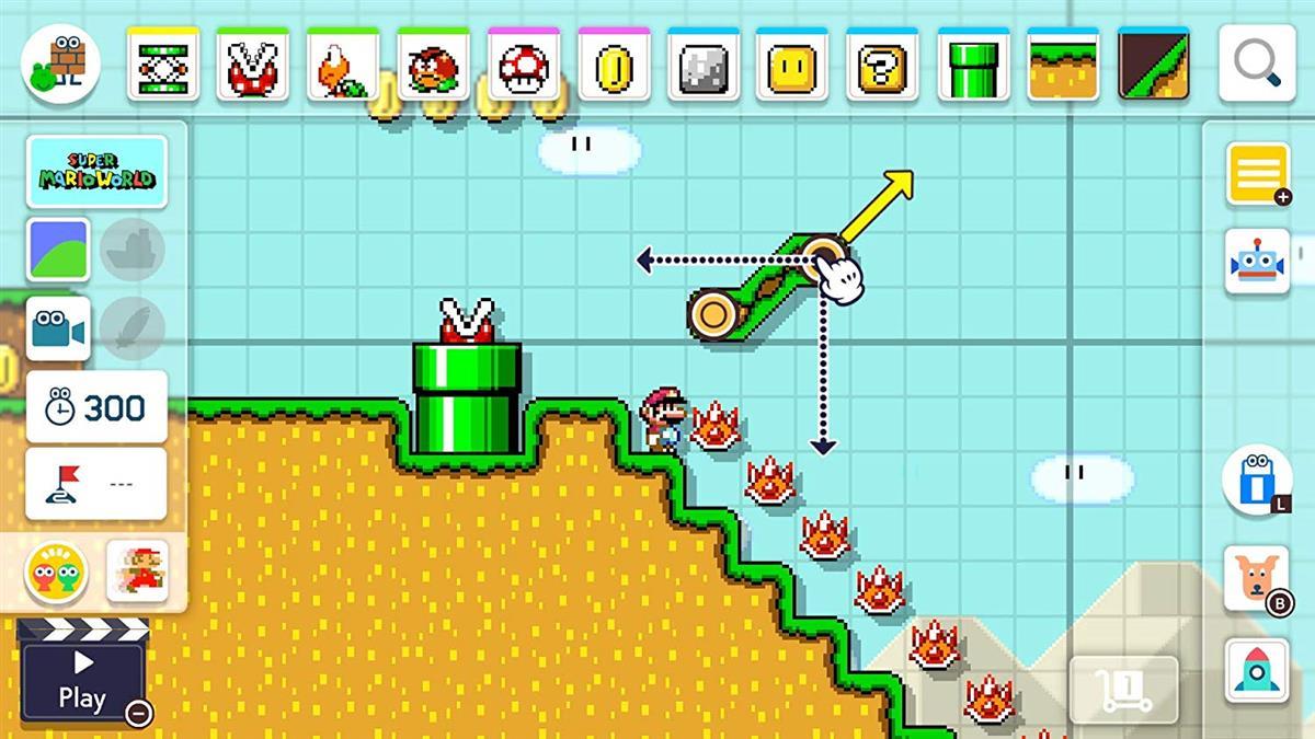 Foto 4 do jogo Super Mario Maker 2