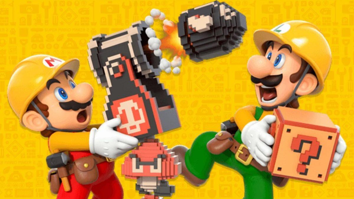 Foto 2 do jogo Super Mario Maker 2
