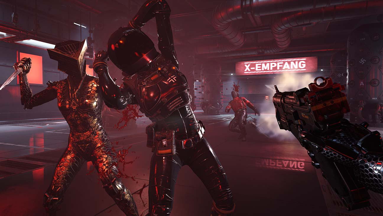 wolfenstein  youngblood - review