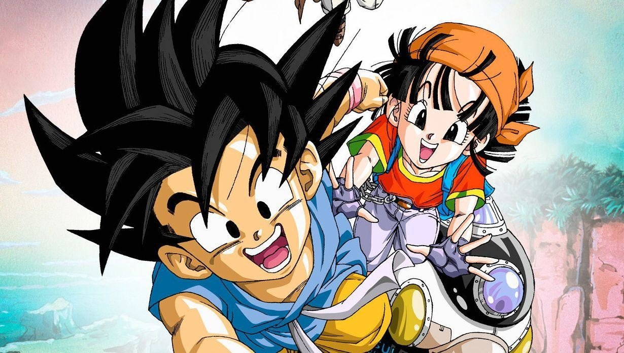 Goku e Pan  Divulgação/Toei Animation