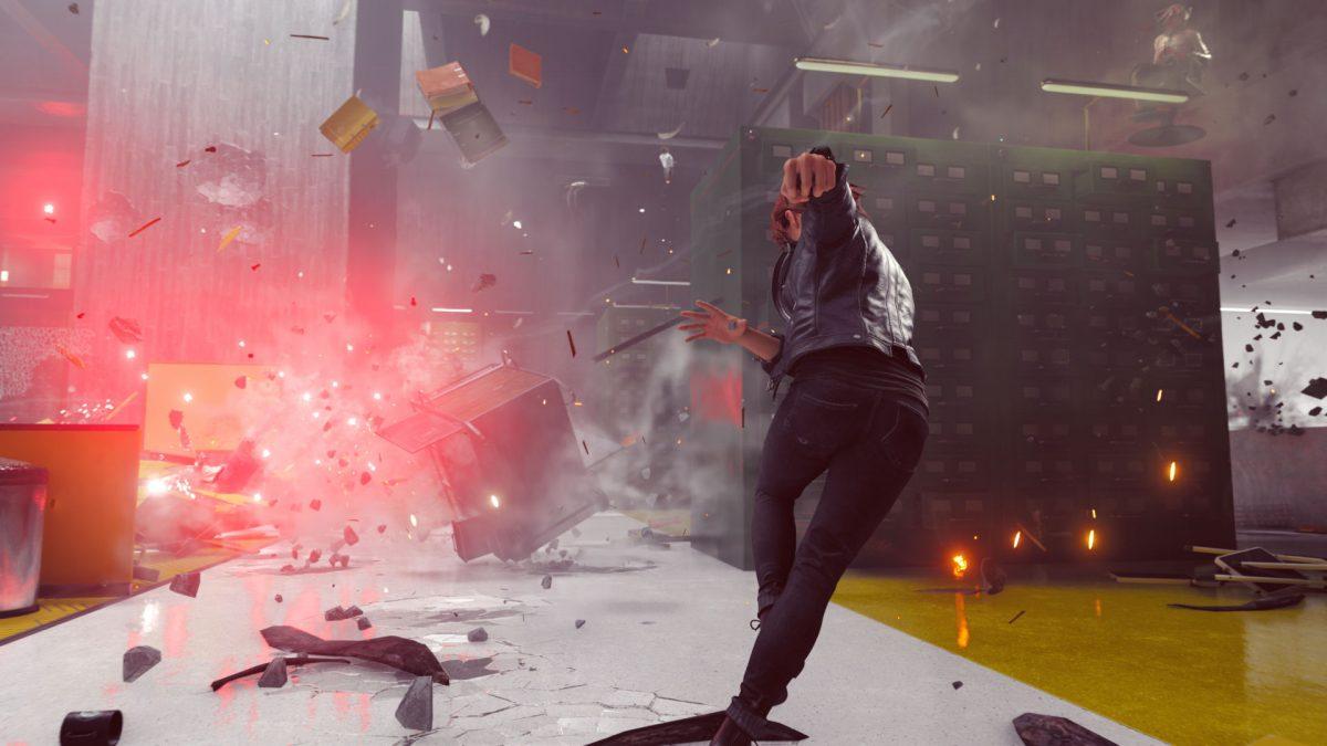 Foto 5 do jogo Control
