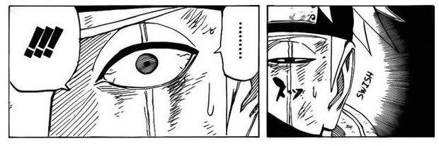 cómo Naruto logró recuperar los ojos de Kakashi Hatake en Naruto Shippuden