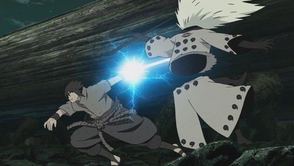 Seu favorito já humilhou o Hashirama? Madara-sasuke-sanduiche