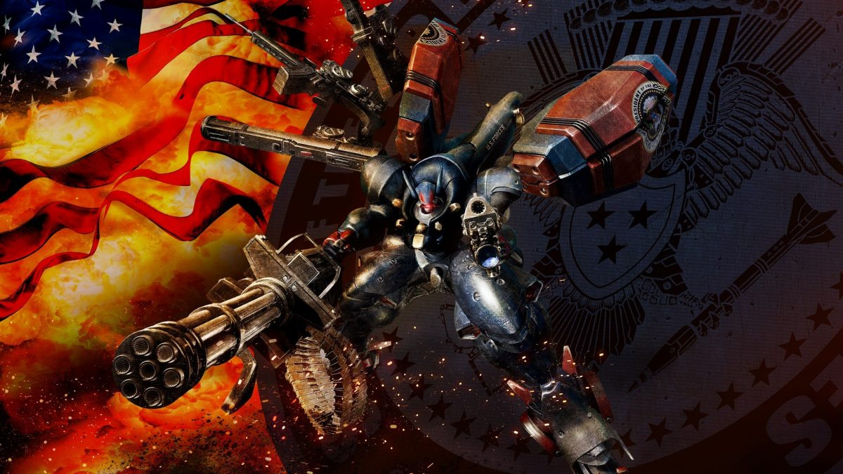 Foto 1 do jogo Metal Wolf Chaos XD