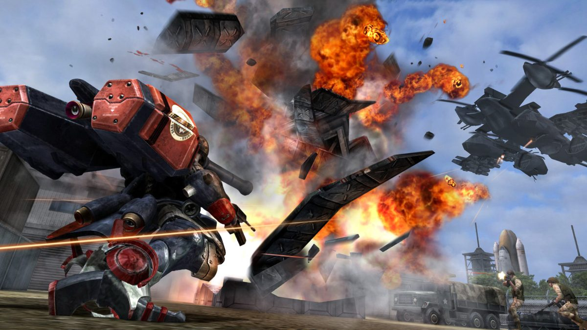 Foto 4 do jogo Metal Wolf Chaos XD