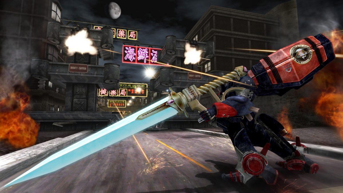 Foto 5 do jogo Metal Wolf Chaos XD