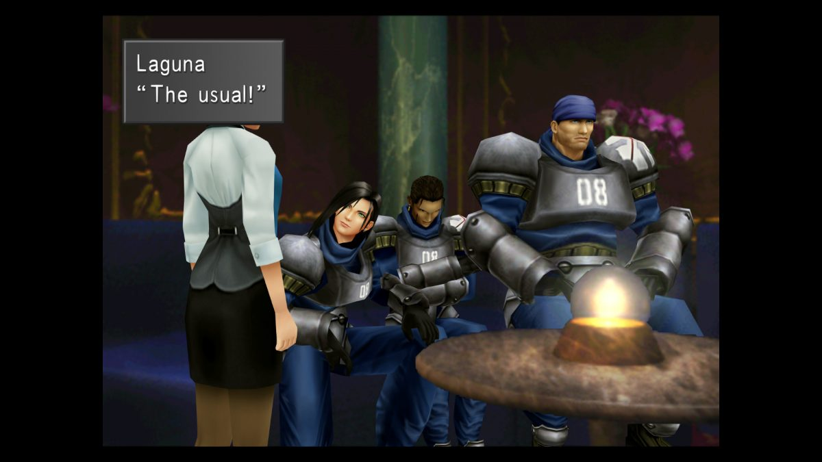 Foto 6 do jogo Final Fantasy VIII Remastered
