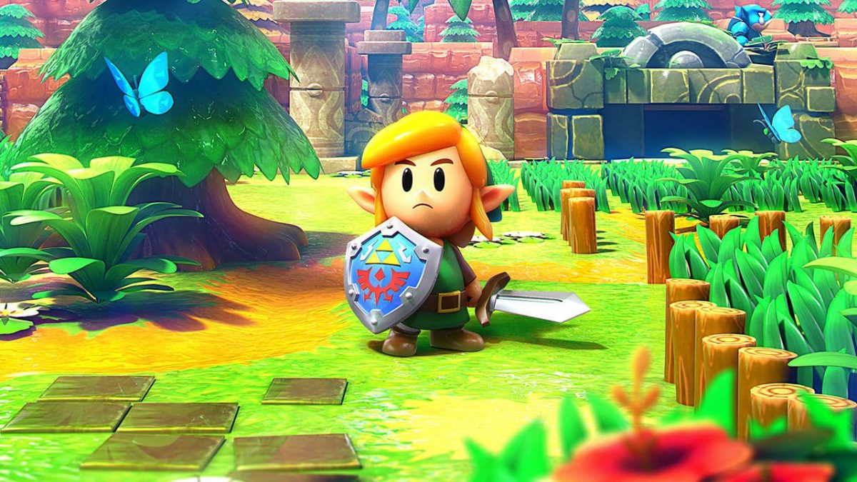 Foto 1 do jogo The Legend of Zelda: Link's Awakening