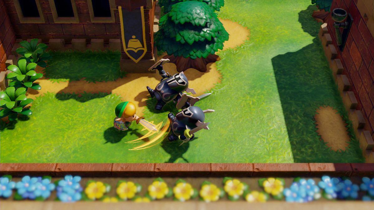 Foto 2 do jogo The Legend of Zelda: Link's Awakening