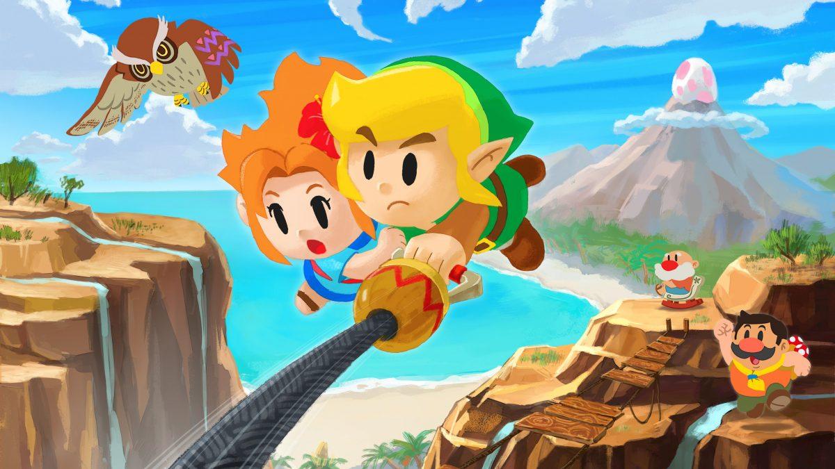 Foto 3 do jogo The Legend of Zelda: Link's Awakening