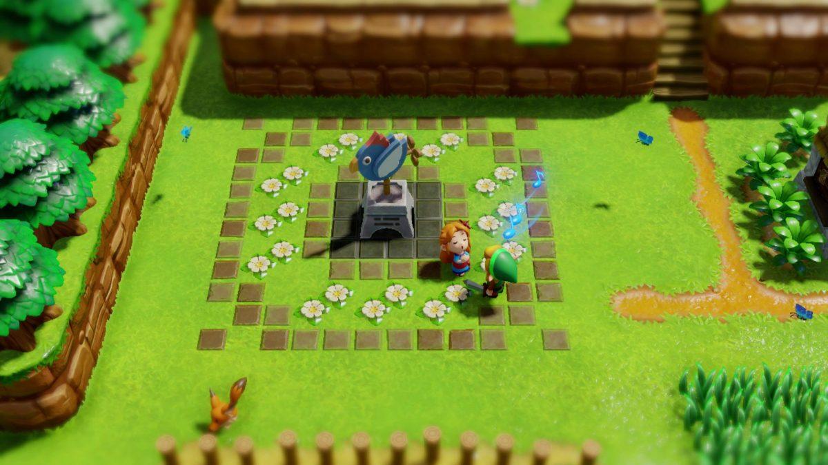 Foto 5 do jogo The Legend of Zelda: Link's Awakening