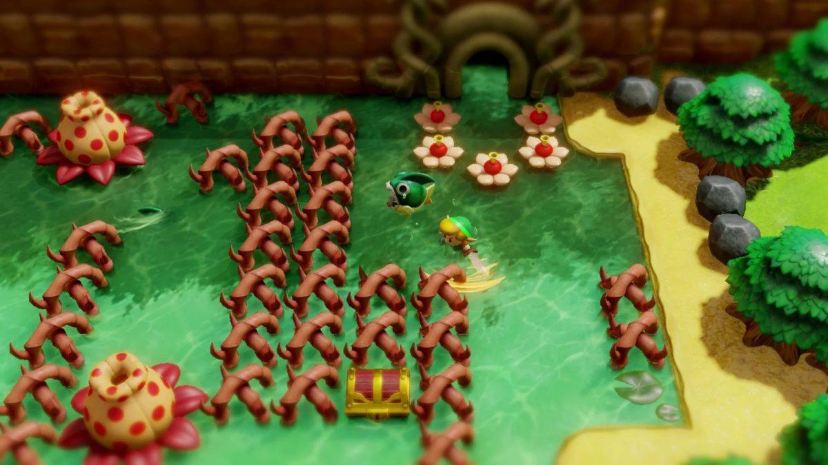 Foto 6 do jogo The Legend of Zelda: Link's Awakening